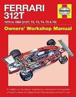 Ferrari 312T 1975 to 1980 (312T, T2, T3, T4, T5 & T6): An insight into the design, engineering, maintenance and operation ...