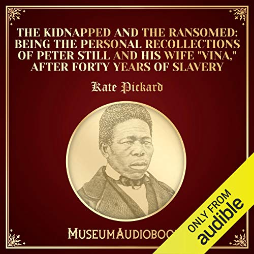 The Kidnapped and the Ransomed cover art