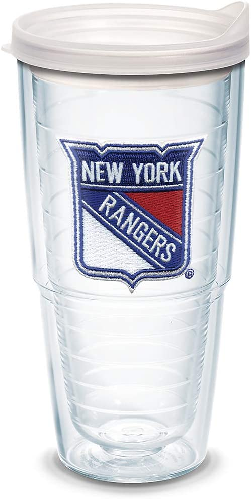 Tervis NHL New York Rangers Primary and with Logo Tumbler All stores Today's only are sold Emblem