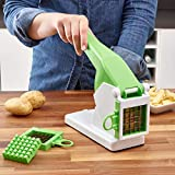 Vinsani® Kitchen Potato Chipper French Fries Chips Cutter Slicer Vegetable Fruit