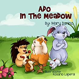 Children's book: Ado in the Meadow (Inspiring children's books collection) by [Mary Danino, Rosario Laperal]