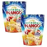 Dried Mango Strips Soft & Juicy (LOW...