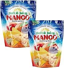 Dried Mango Strips Soft & Juicy (LOW SUGAR)