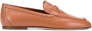 Luxury Fashion | Tod's Women XXW79A0CO30GOCG807 Brown Leather Loafers | Spring-summer 20