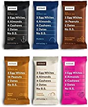 product image for RXBAR, Best Seller Variety Pack, Protein Bar, 1.83 Ounce (Pack of 12), High Protein Snack, Gluten Free