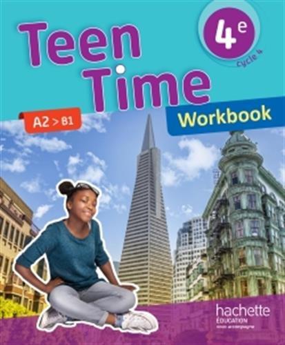 Teen Time anglais cycle 4 / 4e