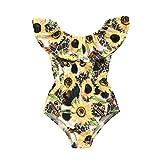 Babys Mädchen Badeanzug,Sunday Kinder Mädchen Einteiler Schwimmanzug Spielanzug Bademode Monokini Jumpsuit Overall Strandkleidung