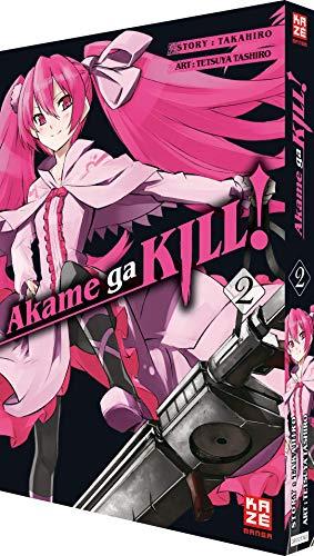 Akame ga KILL! - Band 02