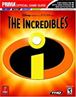 The Incredibles - Prima Official Game Guide de Ron Dulin