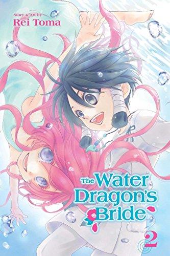 The Water Dragon's Bride, Vol. 2 (2)