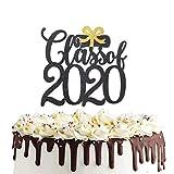 Class of 2020 Cake Topper, Congrats Grad Cake Decor for Graduation...