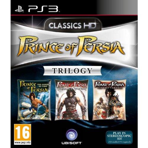 Gra PS3 Prince of Persia Trilogy 3D