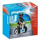 Playmobil 9212 – Policía con Balance Racer