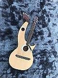 SYXMSM Guitarra Eléctrica Arpa