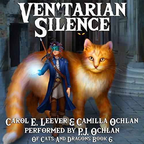 Ven'tarian Silence Audiobook By Carol E. Leever,                                                                                        Camilla Ochlan cover art