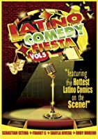 Latino Comedy Fiesta 5 [DVD]