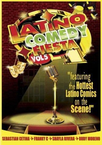 Latino Comedy Fiesta 5 [DVD] [Import]