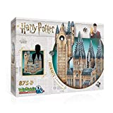 Wrebbit 3D Puzzle Harry Potter Hogwarts Astronomy Tower Puzzle (875-Piece)
