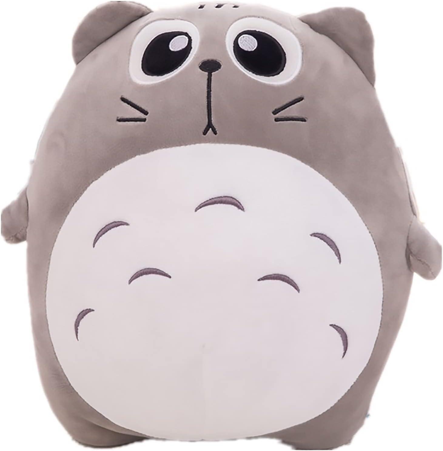 Totoro Plush Toy Austin Mall Max 53% OFF Animals Soft Pillow Press Cushion Cute Wedding