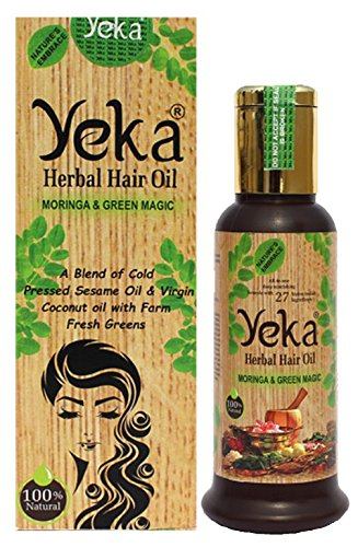Yeka Herbal Hair Oil,100ml, Hair Growth,100% Natural