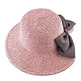 TYMDM Sombrero para el Sol Sombrero De Sol Dulce con Nudo De