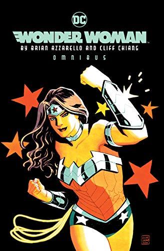 WONDER WOMAN BY AZZARELLO & CHIANG OMNIBUS HC (Wonder Woman by Brian Azzarello and Cliff Chiang Omnibus)
