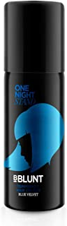Bblunt One Night Stand Temporary HAir Color, Blue Velvet, 51ml