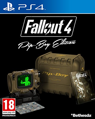 Fallout 4 Uncut [AT-PEGI] - Pip-Boy Edition - [PlayStation 4]