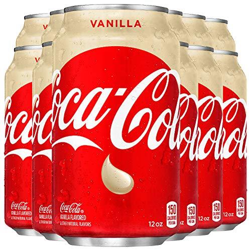 COCA COLA® - VANILLA COKE (355ml Dose) [12er Pack] inkl. 3,00 € DPG Pfand