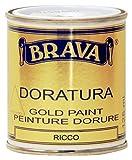 Brava DRI1 Doratura a Pennello, Ricco, 125 ml