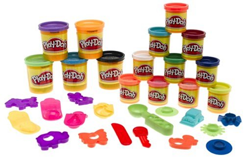 Playdough Mountain of Colors Super Set