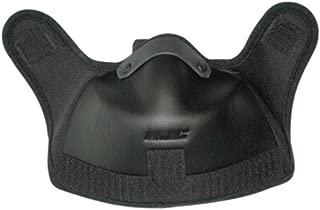 breath guard for snowmobile helmet