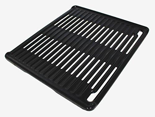 Ersatz-Grillrost aus Stahl emailliert für Campingaz Grill 3/4Series Größe 44.5x 38.5cm