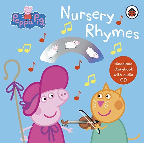 Peppa Pig: Nursery Rhymes: Singalong Storybook with Audio CD