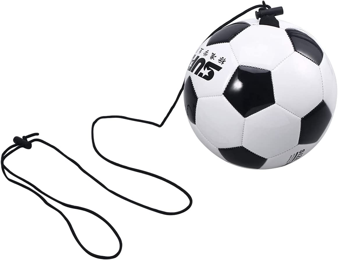 VOSAREA Hands Free Soccer Kick Throw Max 42% OFF Trainer Bungee Ball Ranking TOP20