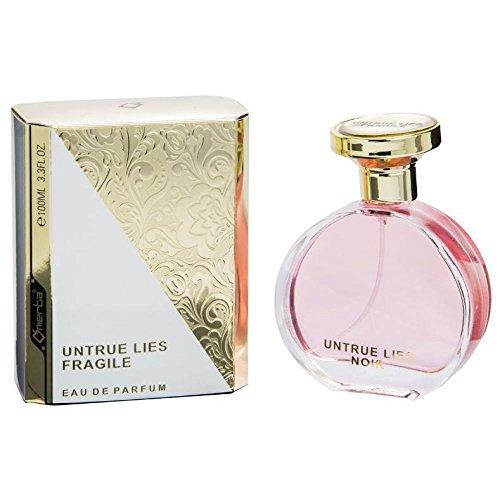 Eau de parfum femme Untrue Lies Fragile 100 ml Omerta