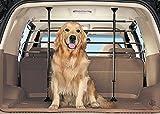 SL500 GRIGLIA SEPARATRICE PER CANE ANIMALE MERCI AUTO + 1 ADESIVO DA PC GRATIS