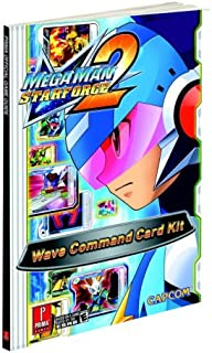 Mega Man Star Force 2: Wave Command Card Kit: Prima Official Game Guide (Prima Official Game Guides)