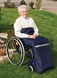 Beinschutzdecke Standard für Rollstuhlfahrer -