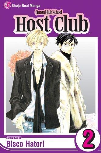 Ouran High School Host Club, Vol. 2 by Hatori, Bisco (2005) Paperback
