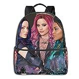 Descendants 3 Backpack Laptop Bag Daybag School Book Bag 14.5 x 12.5