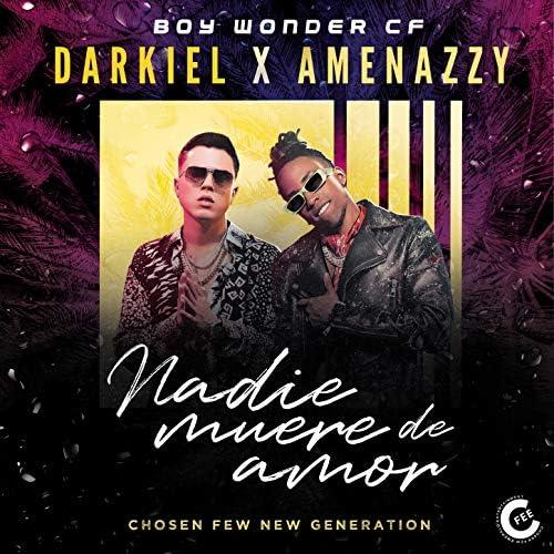 Darkiel & Amenazzy feat. Boy Wonder Cf
