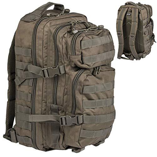 Sac à dos US assault pack 20L olive Tactical Commande KSK Army Olive Bundeswehr Outdoor molle Backpack fschjg Cartable Sacs # 16068