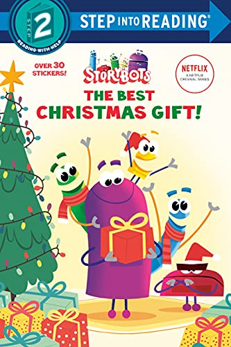 The Best Christmas Gift! (StoryBots) (Step into Reading)