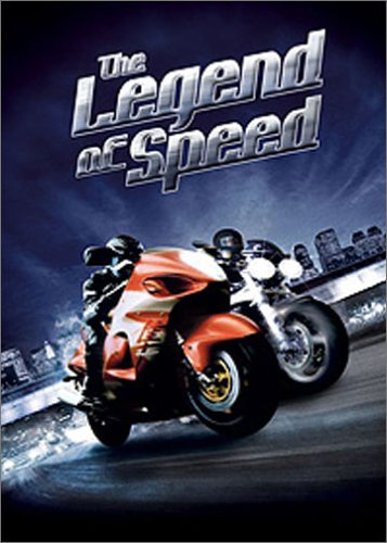 The Legend of Speed [Francia] [DVD]