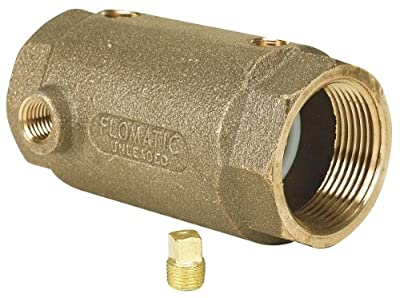 Campbell Lead Free Control Check Valve from Campbell