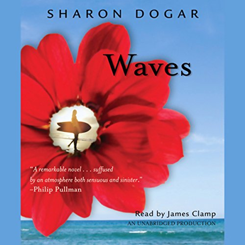 Waves audiobook cover art