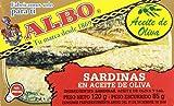 Albo - Sardinas en aceite de oliva - 85 g