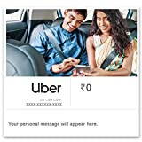"""UBER E-Gift Card - GyFTR shall have a validity of minimum 6 months UBER Digital Voucher is DELIVERED on your E-Mail instantly. How to Redeem: The E-Mail contains the VOUCHER CODE. Go to """"Payment"""" section available under hamburger menu available on Ub..."""