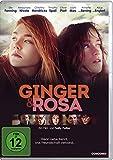 Ginger & Rosa [DVD] (DVD)